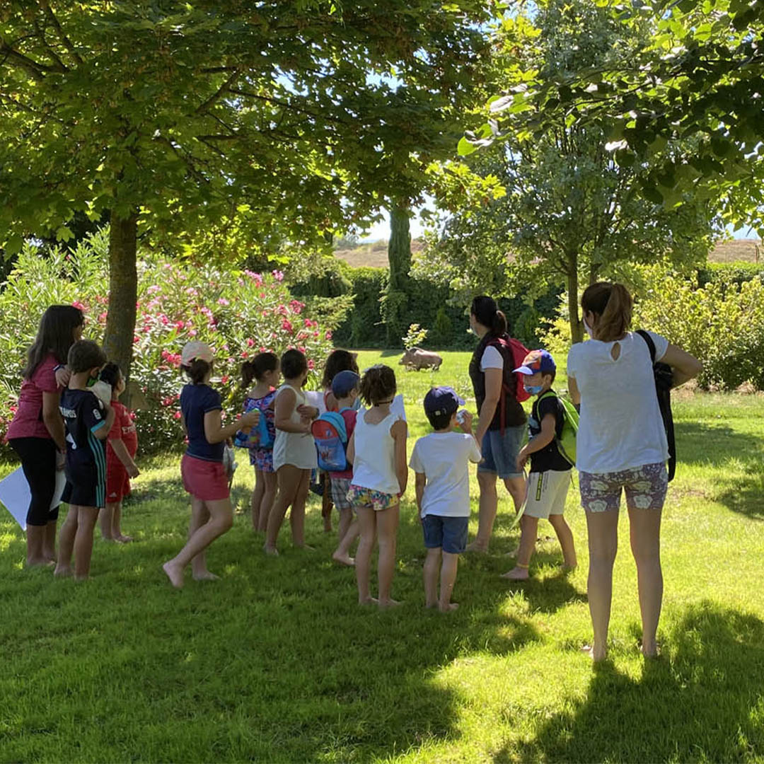 Taller de escultura: Crea tu propio Jardín